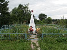 Бешенково, обелиск
