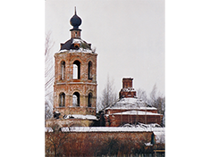 Церковь Мефодия Пешношского