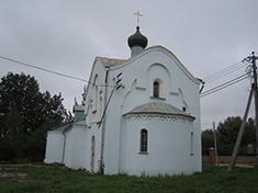 Деденево, Церковь