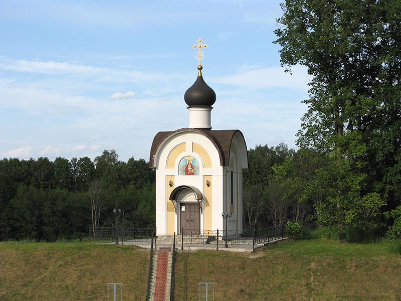 Деденево, Часовня Новомучеников и Исповедников Российских