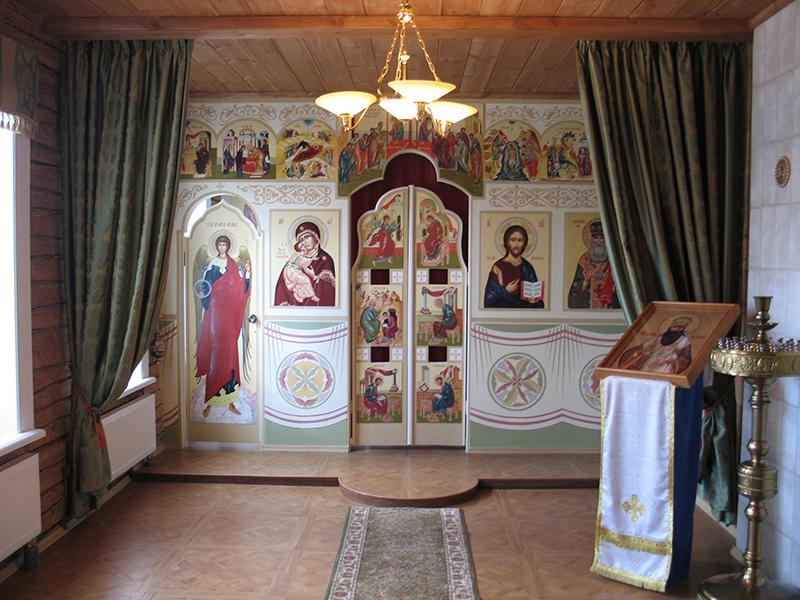 Дмитров, Домовая церковь Серафима Звездинского