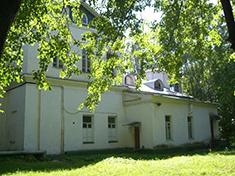 Горки, Церковь Николая Чудотворца