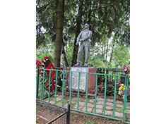 Якоть, Боевое захоронение и перезахоронение