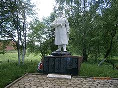 Кульпино, Боевое, санитарное захоронение и перезахоронение