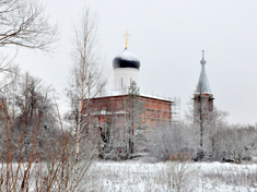 Собор Рождества Пресвятой Богородицы в Медведевой пустыни