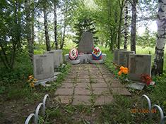 Микляево, обелиск