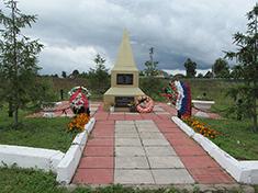 Никитино, обелиск