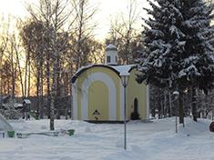 Новое Гришино, Часовня Казанской иконы Божией Матери