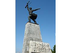 Перемилово, Памятник Героям битвы под Москвой
