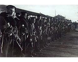 71-я отдельная (морская) стрелковая бригада и 20 отдельный лыжный батальон