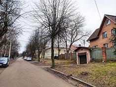 Улица Лиры Никольской