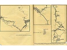 Археологические исследования в зоне строительства канала Москва Волга