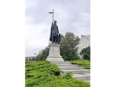 Памятник Димитрию Солунскому