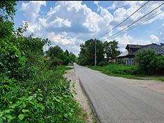 Улица Борок
