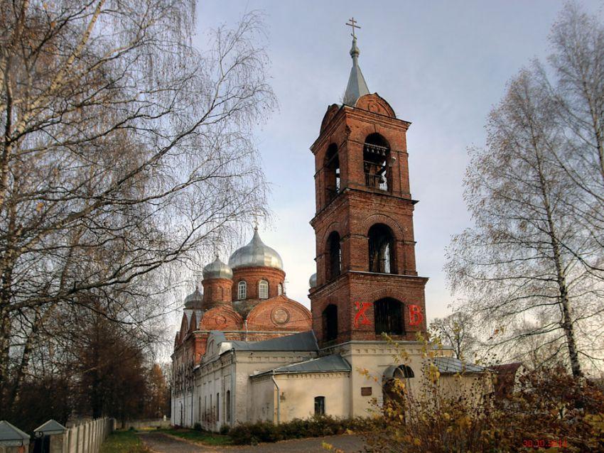 Внуково, Церковь Троицы Живоначальной