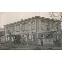 «На пользу просвещения родного местного населения города и уезда»
