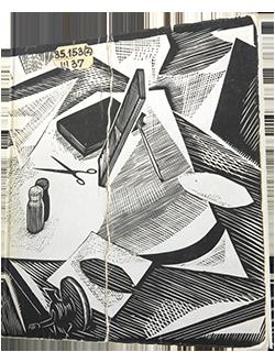 Графика И.В. Голицына