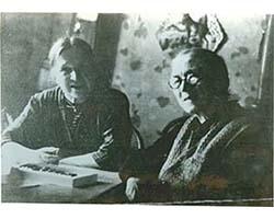 Воспоминания Е.М. Кафтанниковой