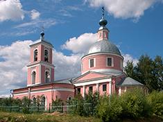 Синьково, Церковь Илии Пророка