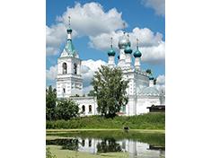 Жестылево, Церковь Покрова Пресвятой Богородицы