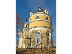 Андреевское, Церковь Покрова Пресвятой Богородицы