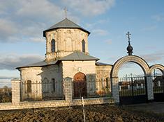 Буденовец, Церковь Николая Чудотворца