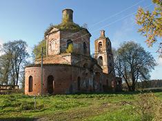 Ассаурово, Церковь иконы Божией Матери