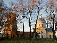 Ивановское, Церковь иконы Божией Матери