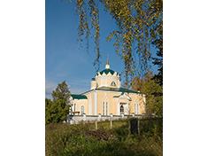 Перемилово, Церковь Вознесения Господня