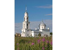 Раменье, Церковь Вознесения Господня