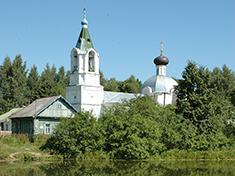 Турбичево, Церковь Троицы Живоначальной
