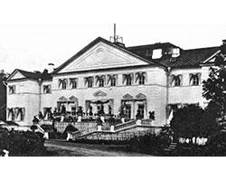 Усадебный театр Апраксиных в Ольгово