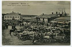 Ярмарки в Дмитрове и Рогачево