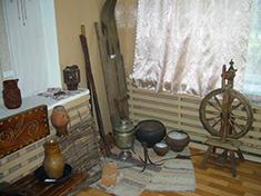 Мини-музей Костинской сельской библиотеки