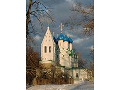 Батюшково, Церковь Николая Чудотворца