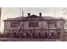 Обольяновская школа