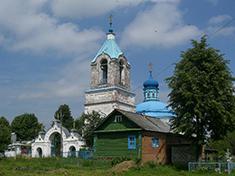 Ильино, Церковь Покрова Пресвятой Богородицы