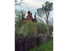 Кикино, Церковь Покрова Пресвятой Богородицы