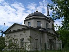 Надеждино, Церковь Покрова Пресвятой Богородицы