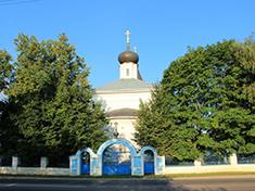 Орудьево, Церковь Покрова Пресвятой Богородицы