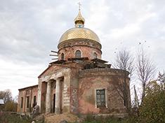 Покровское, Церковь Покрова Пресвятой Богородицы