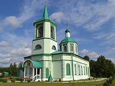 Дубровки, Церковь Сошествия Святого Духа