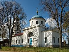 Игнатово, Церковь Тихвинской иконы Божией Матери