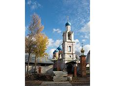 Белый Раст, Церковь Михаила Архангела