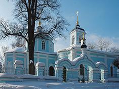 Дмитров, Церковь Казанской иконы Божией Матери