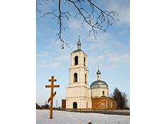 Куликово, Церковь Покрова Пресвятой Богородицы
