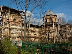 Гульнево, Церковь Рождества Пресвятой Богородицы