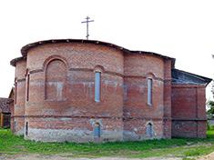 Икша, Церковь Серафима (Звездинского), епископа Дмитровского