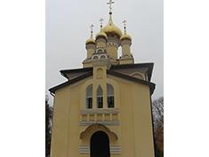 Дмитров, Церковь святого великомученика Пантелеимона