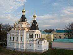 Дмитров, Церковь Елисаветы